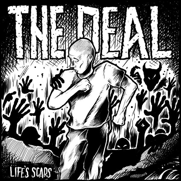 "THE DEAL ´Life´s Scars` [7""]"