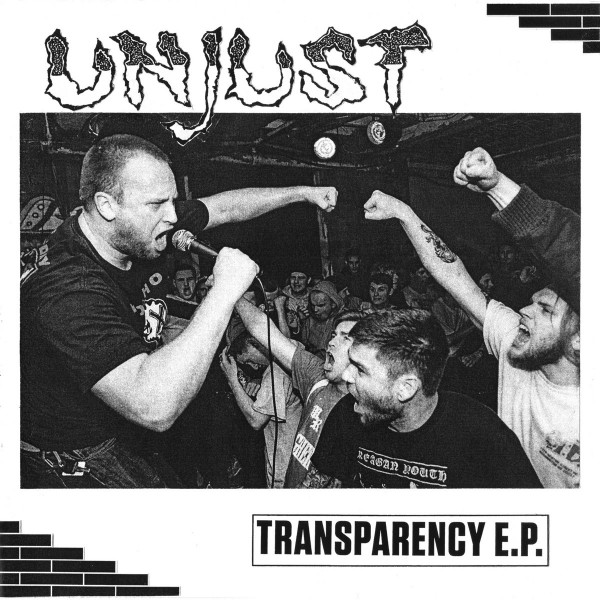 "UNJUST ´Transparency E.P.` [7""]"