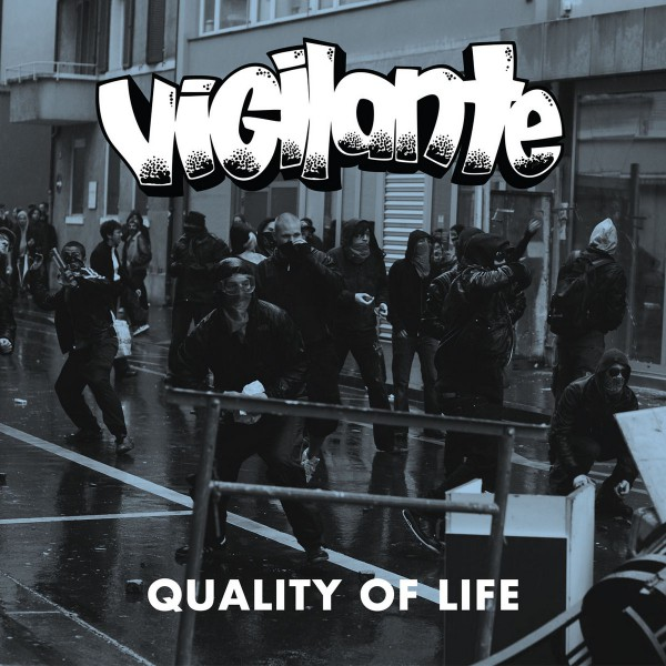 VIGILANTE ´Quality Of Life´ LP