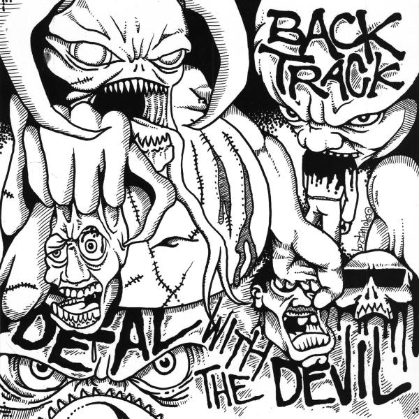 BACKTRACK ´Deal With The Devil´ - 7""