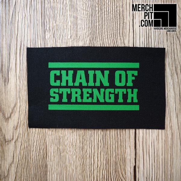 CHAIN OF STRENGTH ´Logo´ [Patch]