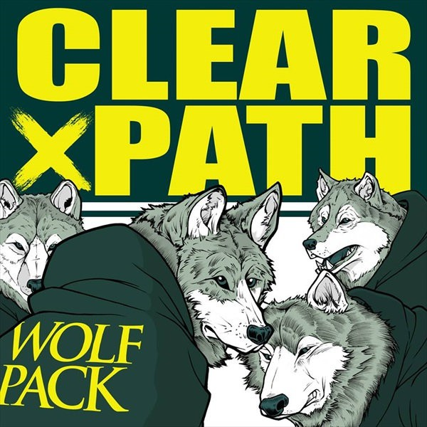 "CLEAR X PATH ´Wolfpack´ [7""]"