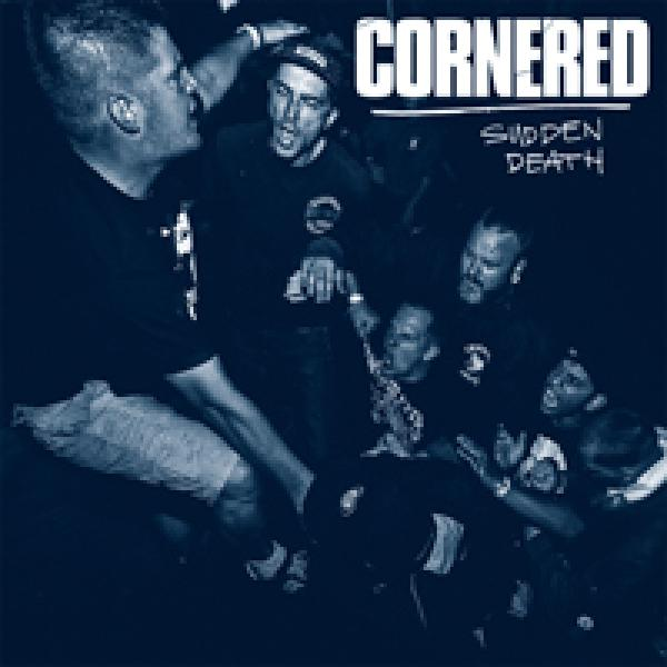 CORNERED ´Sudden Death´ [CD]