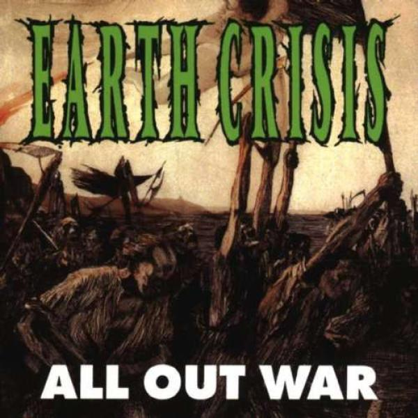 EARTH CRISIS ´All Out War/Firestorm´ [LP]