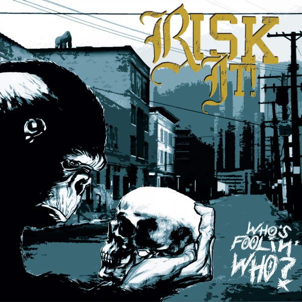 RISK IT! ´Who's Foolin' Who?´ [CD]
