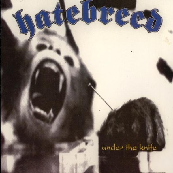 HATEBREED ´Under The Knife´ 7""