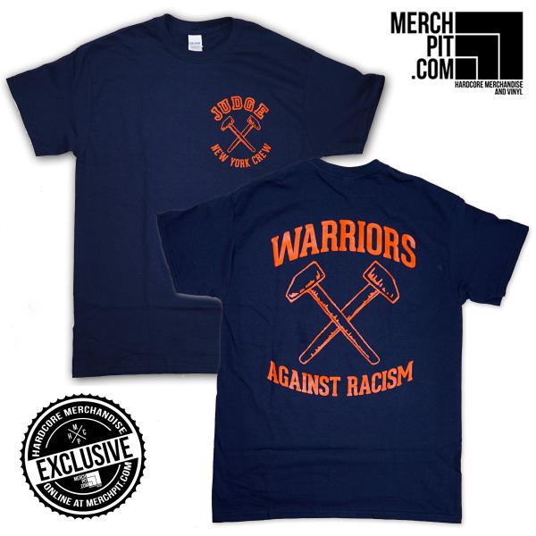 JUDGE ´Warriors Against Racism´ [Shirt]