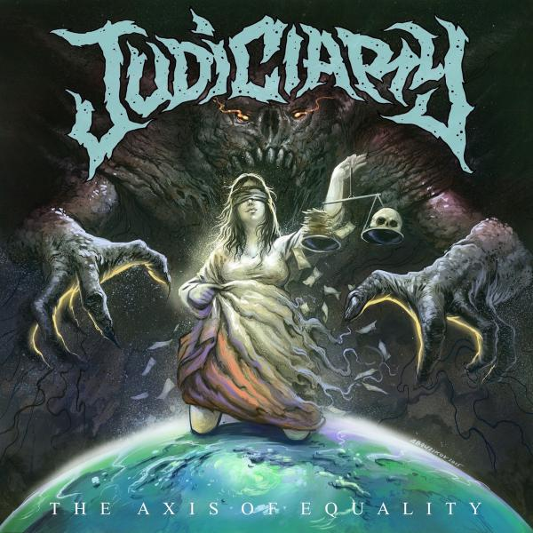 JUDICIARY ´The Axis Of Equality - Demo '14´ [LP]