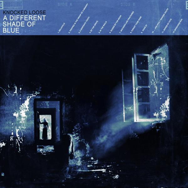 KNOCKED LOOSE ´A Different Shade Of Blue´ - LP