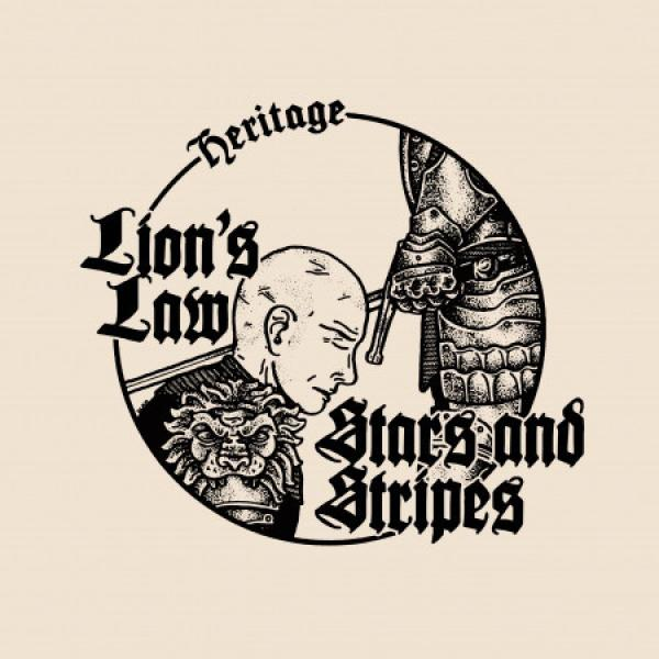 "LION'S LAW & STARS AND STRIPES ´Heritage´ [7""]"