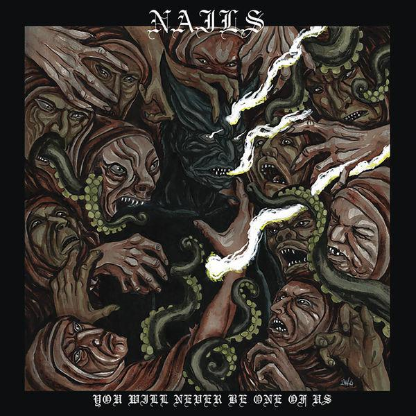 NAILS ´You Will Never Be One Of Us´ [LP]