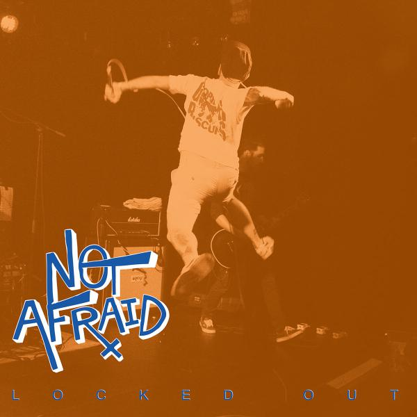 NOT AFRAID ´Locked Out´ [LP]