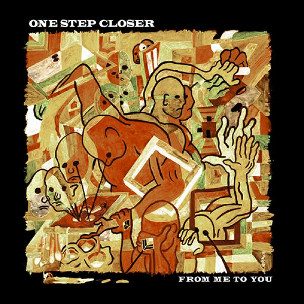ONE STEP CLOSER ´From Me To You´  - LP