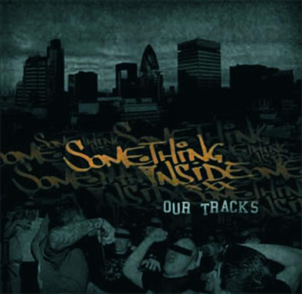 SOMETHING INSIDE ´Our Tracks´ [CD]