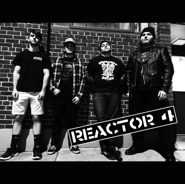 REACTOR 4 ´Demo 2014´ [Tape]