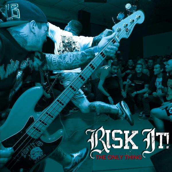 RISK IT! ´The Only Thing´ 7""