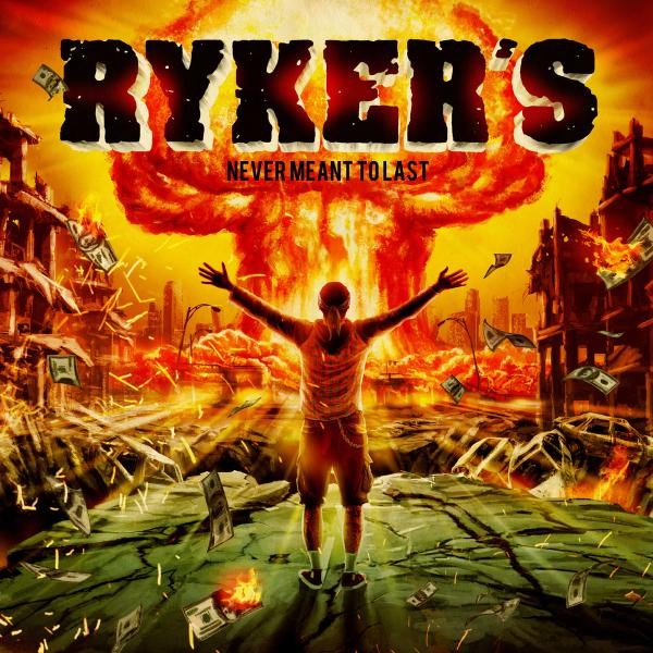 RYKERS ´Never Meant To Last´ [LP]