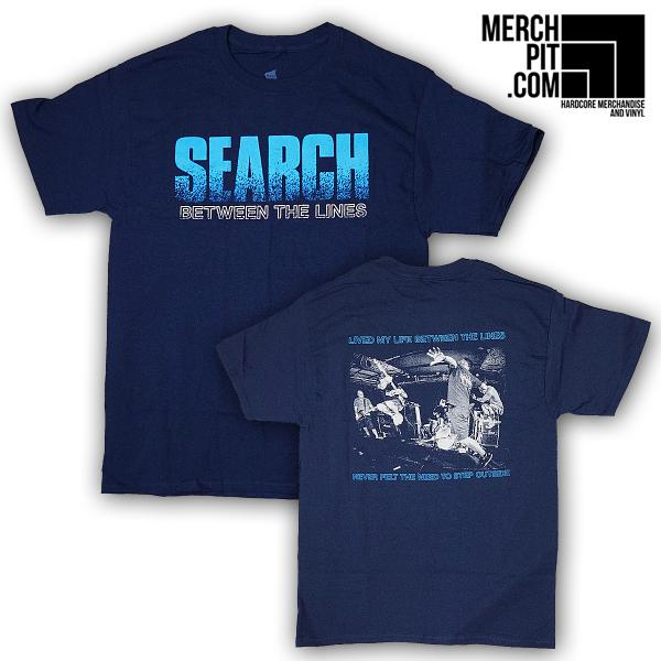 SEARCH ´Between The Lines´ Navy Blue [Shirt]