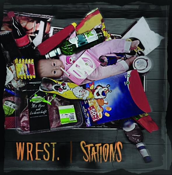 "STATIONS & .WREST ´Split´ [10""]"
