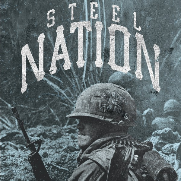 STEEL NATION ´The Harder They Fall´ [LP]