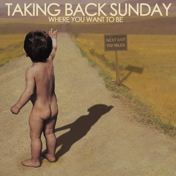 TAKING BACK SUNDAY ´Where You Want To Be´ - LP