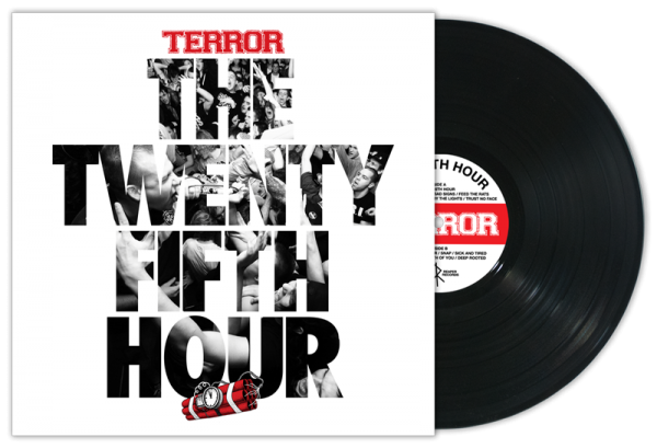 TERROR ´The 25th Hour´ LP