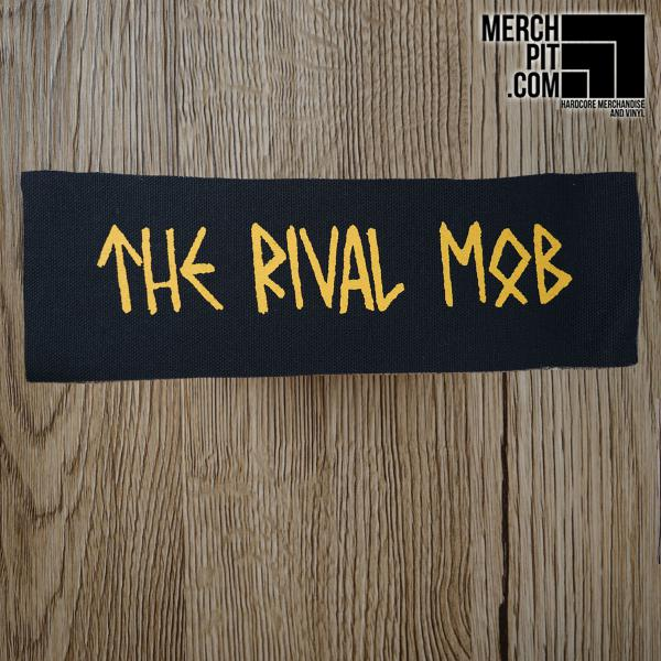 THE RIVAL MOB ´Logo´ [Patch]