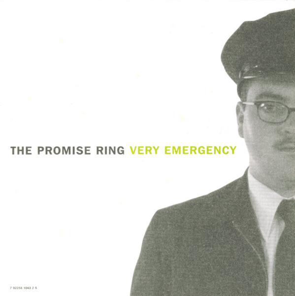 THE PROMISE RING ´Very Emergency´ [LP]