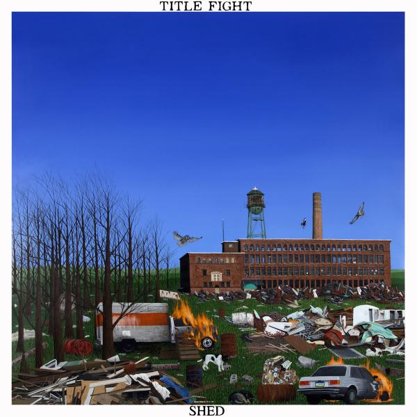 TITLE FIGHT ´Shed´ [LP]