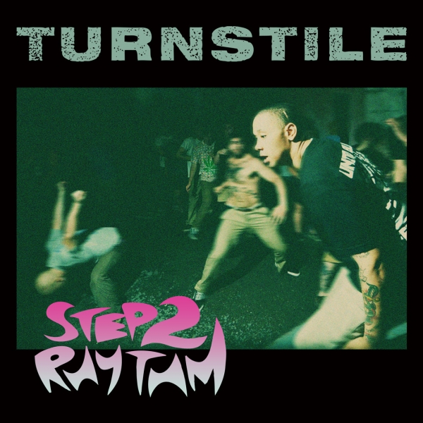 Turnstile - Step To Rhythm - Clear - EP