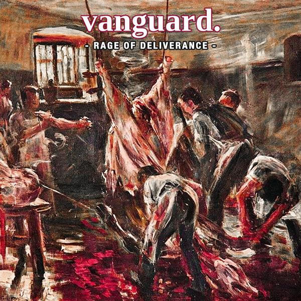 VANGUARD ´Rage Of Deliverance´ 12""