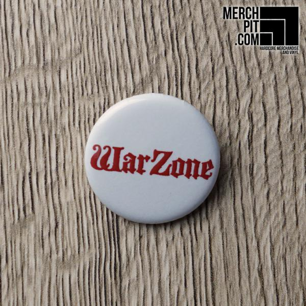 WARZONE ´Logo on white´ [Button]