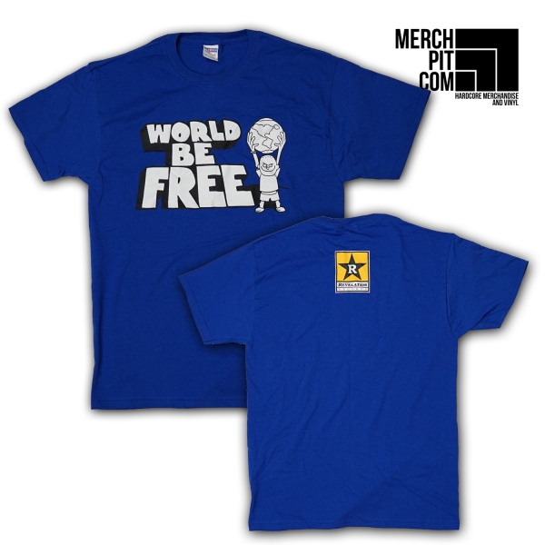 WORLD BE FREE ´World Be Free´ Shirt