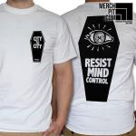 City To City - Resist Mind - T-Shirt