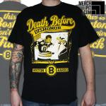 Death Before Dishonor - Boston - T-Shirt