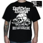 Death Before Dishonor - Skull - T-Shirt