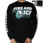 Fire & Ice - Party Time - Longsleeve