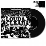 "V.A. ´LOUD & CLEAR - A HC Compilation´ [7""]"