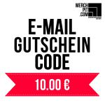 MERCHPIT - E-Mail Voucher - 10 €