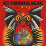 NO TURNING BACK ´Destroy´ [LP]