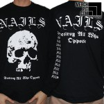 Nails - Destroy All Who Oppose - Longsleeve
