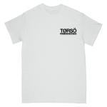 TORSÖ ´You'll Never Break Me´ - White T-Shirt [PRE-ORDER]