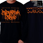 Redemption Denied - Nothing Remains - Longsleeve