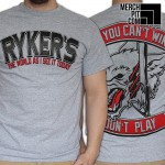 Ryker's - You Can't Win - T-Shirt