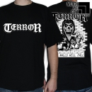 TERROR ´The Walls Will Fall´ [Shirt]