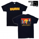 BURN ´Shall Be Judged´ - Black T-Shirt