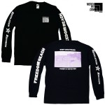 CONSTANT ELEVATION ´Freedom Beach´ - Black Longsleeve