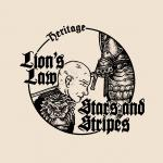"LIONS LAW & STARS AND STRIPES ´Heritage´ [7""]"