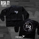RISK IT! ´Set On Fire´ Windbreaker