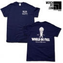 WORLD BE FREE ´OG Logo Pocket´ Shirt